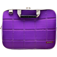 Ultimate Tas laptop Softcase Double SL 14' - Purple