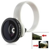 Lesung Universal Clip-On Wide + Macro for Smartphone - LX-C002 - Black