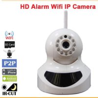 IP Camera Wireless Murah COLLCAM , HD 720P , Support SD Card 32 GB