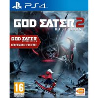 R.E.A.D.Y PS4 GOD EATER 2: RAGE BURST (Region 3/Asia/English)