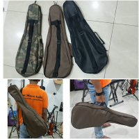 softcase / case / tas / sarung ukulele tenor / bass