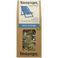 [macyskorea] TEAPIGS teapigs Lemon and Ginger Tea, 50 Count/5265896