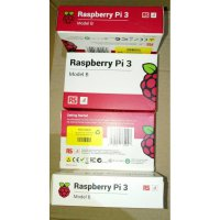 Raspberry Pi 3 Model B 1GB RAM Quad Core 1,2 GHz with Wifi + Bluetooth
