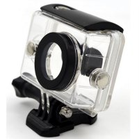 Underwater Waterproof Anti Blur Case IPX68 40m for Xiaomi Yi Sports Camera (OEM) - Black