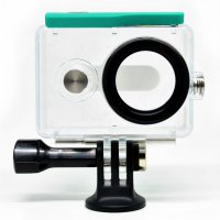 Xiaomi Underwater Waterproof Case IPX68 40m for Xiaomi Yi Sports Camera (ORIGINAL) - Green