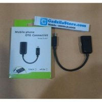 KABEL OTG Micro USB to USB Female Android Samsung Asus dll (GROSIR)