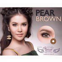 PEAR ( DREAMCOLOR/DREAMCON ) - BROWN