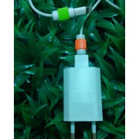 DISKON PELINDUNG KONEKTOR IPHONE / PELINDUNG KABEL IPHONE / KABEL DATA IPHONE