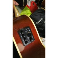 (Promo Gajian) Gitar taylor maple custom PUSH PUSH