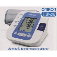 Tensimeter Digital Omron Model HEM-7203