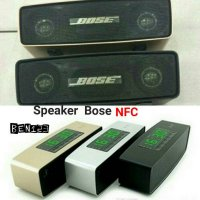 Speaker Bluetooth BOSE NFC With Display 3D Stereo Music