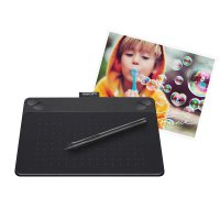 Wacom Intuos Pen & Touch Photo Black CTH490