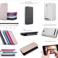 Nillkin sparkle leather case / flipcover Asus Zenfone C