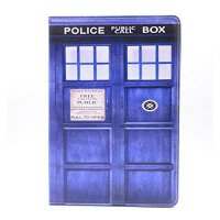 [macyskorea] YHB Doctor Who Tardis Pattern Leather Stand Case Cover For Apple ipad Air 2 I/19151781