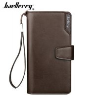 Baellerry Dompet Pria Model Panjang - 1063 - Brown