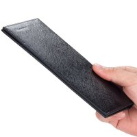 Baellerry Dompet Kulit Model Panjang - DS085 - Black