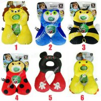 (Limited Offer) Bantal Leher Bayi / Bantal Leher Anak / Total Headrest