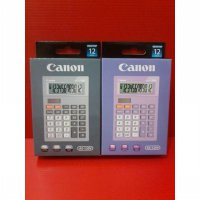 CALCULATOR CANON 12 DIGIT AS-120V