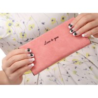 Ms. Wallet Dompet Panjang Wanita - Watermelon Red