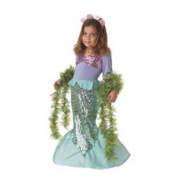 [poledit] California Costumes Lil` Mermaid Girl`s Costume (R1)/12146585