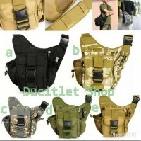 [PROMO] TAS PUNGGUNG/SELEMPANG/SHOULDER BAG ARMY TACTICAL AIR SOFT GUN