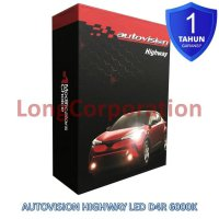 Autovision Highway LED D4R 12V 6000K Putih Advance CSP Lampu Mobil New Alphard New Vios Altis MarkX Mark X