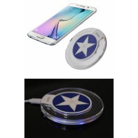 wireless charger captain america