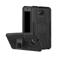 Case Rugged Armor Stand - Asus Zenfone 4 Selfie /Hybrid /Dazzle Cover
