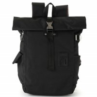 Heart Made Factory Tas Ransel Canvas Size L - Black