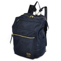 Legato Largo Tas Ransel Selempang Nylon 3 Way - Dark Blue