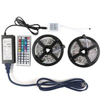 [macyskorea] LEDniceker 5050 LED Strip Lights - 32.8ft / 10M Flexible 5050 RGB LED Light W/18987648