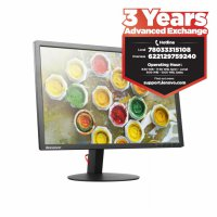 Lenovo Monitor TV-NT-T2254-22inch-1680x1050-250CD-VGA&DVI-Raven Black
