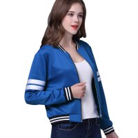 Women Jacket Coat Autumn Spring Street Jacket Women Casual Jackets