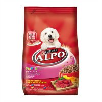 Alpo Dog Food Makanan Anjing for Puppy Rasa Beef Vegetable Flavour 10 Kg