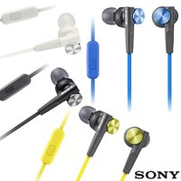 Sony In-Ear Extra Bass (XB) Headphone MDR-XB50AP