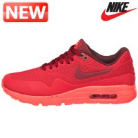 Nike sneakers NT-705297-600 AIR MAX 1 ULTRA MOIRE Casual Shoes Air Max running shoes training shoe ultra Moyer