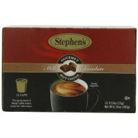 [macyskorea] Stephens Gourmet Single Cup Hot Cocoa, Milk Chocolate, 12 Count/7797559
