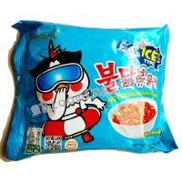 SAMYANG COOL ICE (LOGO HALAL) - 5PCS