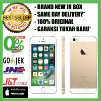 [ORIGINAL] Apple iPhone SE 32GB Gold - Garansi Resmi Apple 1 Tahun
