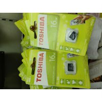 Memory Card TOSHIBA 16GB
