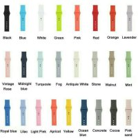 Apple Watch Strap iWatch Rubber Sport Band 38mm & 42mm - NEW PRODUK