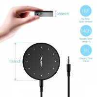 MPOW MBR10 Mini Bluetooth 4.1 Audio Music Receiver 3.5mm Stereo