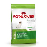 Dog Food / Makanan Anjing Royal Canin Xsmall Junior 500g
