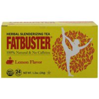 [macyskorea] Fatbuster Herbal Slenderizing Tea Lemon Flavor - Weight Loss Diet Tea, 24-Cou/4403249