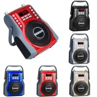 Wireless Bluetooth Portable Stereo Speaker Card Outdoor Super Power Multimedia Square