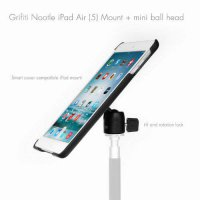[macyskorea] GRIFITI Grifiti Nootle Ipad Air 1, 2 Tripod Mount AND Mini Ball Head retrofit/18839903