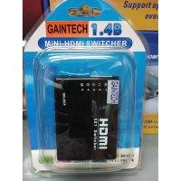 Giantech HDMI Switcher 5x1 with Remote