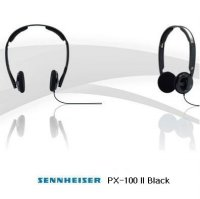 Sennheiser PX100 II Black / PX 100 II Black / Open / fold / keyiwon eyibeuyi Warranty Jaejoong / other day holiday shipping / super speed delivery of products + super hospitality + mind doing the best!
