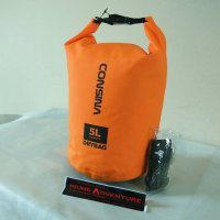 Dry Bag Consina 5 Liter Orange Original 101900300204