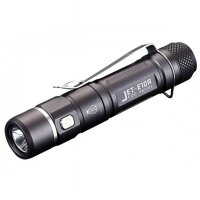 JETBeam E10R Senter LED CREE XP-L HI 650 Lumens - Black